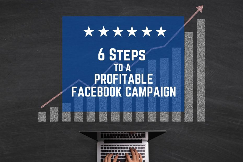 6 steps to a profitable facebook campaign