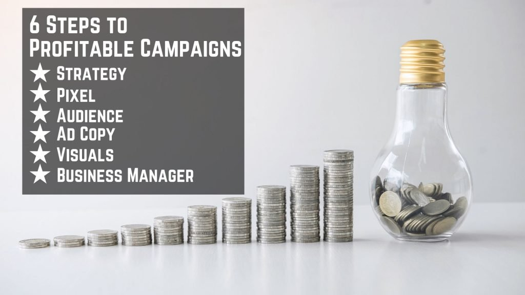6 steps to profitable campaigns