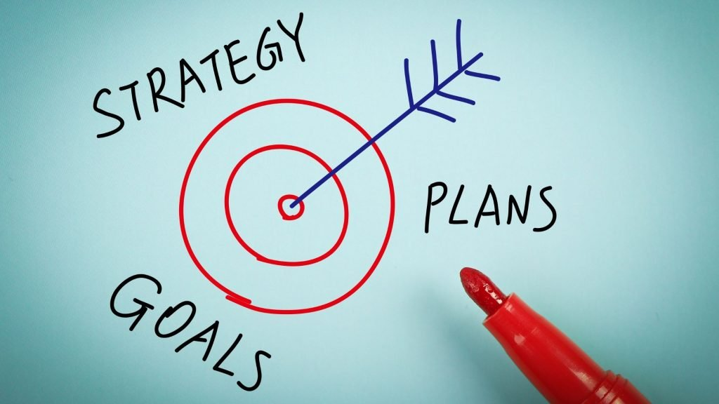 step up your strategy